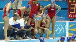 España pierde contra EEUU por 8-5 en la final de waterpolo femenino