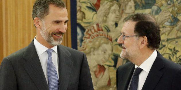 Felipe VI cierra con Rajoy la ronda de