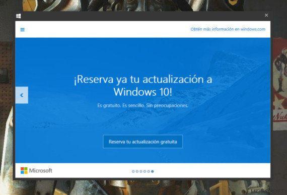 Llega Windows 10: cómo actualizar y por qué vale la
