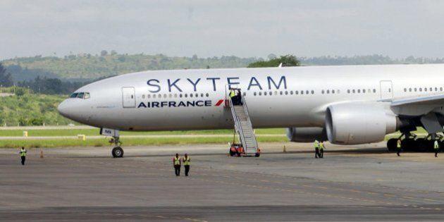 Una bomba falsa causa pánico en un vuelo de Air