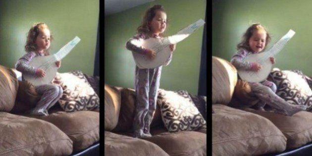 La dulce versión de una niña del 'Hello' de Adele conquista