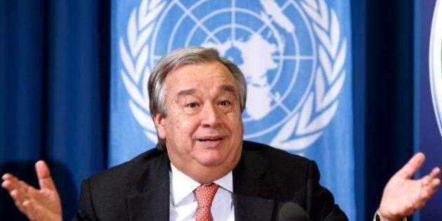 Antonio Guterres será el nuevo secretario general de la