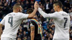 El Madrid golea (10-2) al Rayo