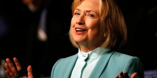 Hillary Clinton da alas a su candidatura para 2016 con un ciclo de conferencias por