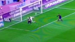 El extraño gol de Neymar y el golazo de Luis Suárez