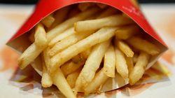 ¿Cómo se hacen realmente las patatas fritas de McDonald's?