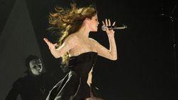 Selena Gomez rompe a llorar en pleno concierto al recordar a Christina