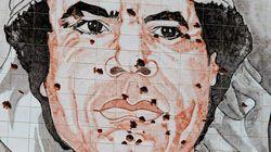 La sombra de Gadafi aún oscurece
