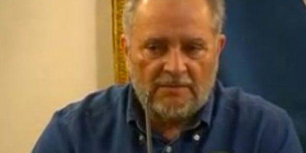 Julio Anguita, excoordinador federal de IU: