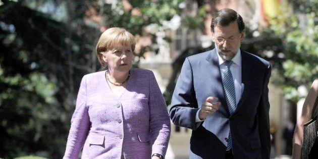 Los temas de los que hablarán Rajoy y Merkel en su encuentro en