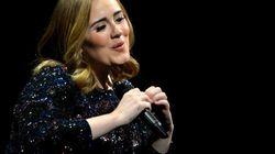 La dedicatoria de Adele a quienes dudan de la veracidad de su voz:
