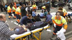 Siete personas heridas al ser atropelladas en el centro de