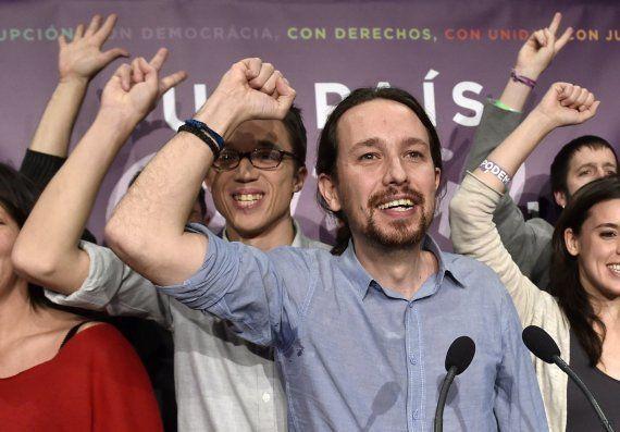 Pablo Iglesias exige cambios constitucionales antes de hablar de