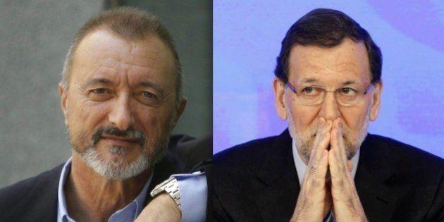 La última colleja viral de Pérez-Reverte contra Rajoy en