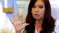 Cristina Fernández vuelve