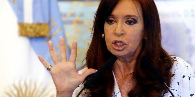 Cristina Fernández vuelve desafiante, pero
