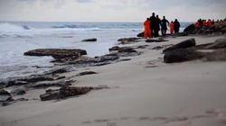 El EI publica un vídeo con la decapitación de 21 cristianos