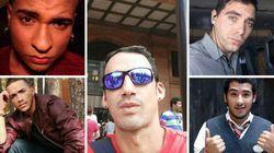 Las víctimas del atentado de