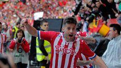 El Sporting logra la salvación y Getafe y Rayo bajan a