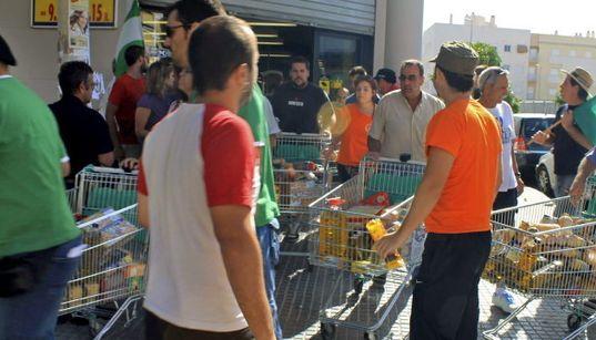 ¿Estás a favor o en contra del asalto a los supermercados del