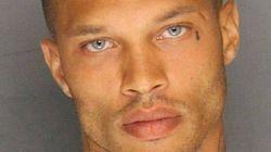 La ficha policial del preso que parece modelo desata pasiones
