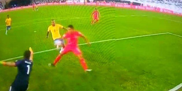 Un gol con la mano deja fuera a Brasil de la Copa