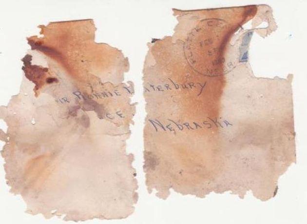 Una carta de amor llega a su dueño con 51 años de
