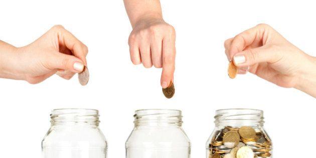 Los rendimientos del ahorro tributarán un mínimo del 19% y un máximo del 23% en