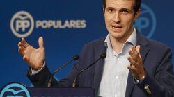 Casado ataca a C's poniendo a Andalucía como ejemplo de fracaso