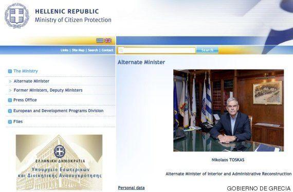 El sonrojante post-it con contraseña del ministro del Interior