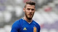 De Gea, titular en el debut de España en la
