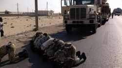 24 policías egipcios muertos en una emboscada islamista en el