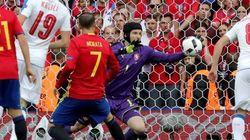 España 1 - 0 República