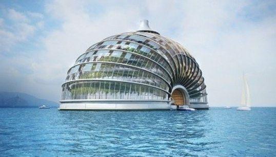 Hoteles flotantes para pasar un verano de lo más refrescante