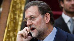Rajoy, víctima de una broma telefónica con Puigdemont: