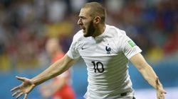 El increíble gol anulado a Benzema y otras imágenes del Mundial