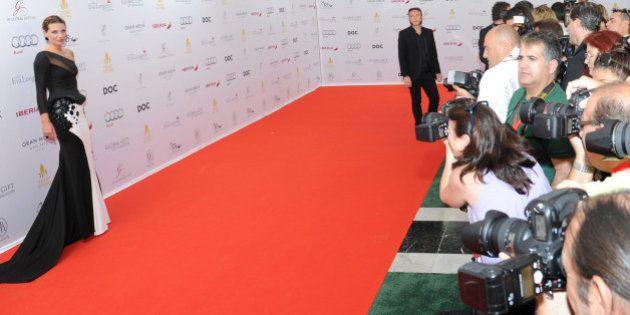 Eva Longoria, protagonista de la Gala Global Gift 2014 en Marbella