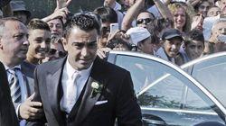 Este es Xavi vestido de novio: se ha casado