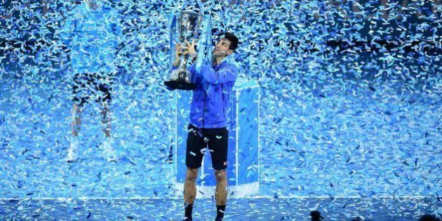 Djokovic se corona en Londres por cuarto año