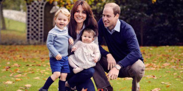 El guiño a España de los Duques de Cambridge en su felicitación
