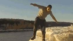 13 tortazos en la nieve dignos de 'Vídeos de primera'