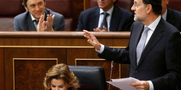 Rajoy sobre el independentismo catalán: