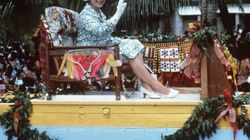 Cuando Isabel II hizo el mismo paquete turístico que Kate y Guillermo