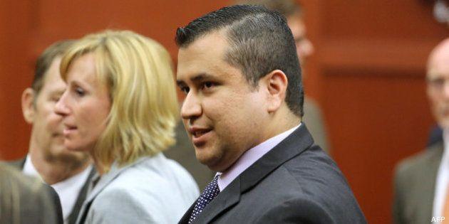 George Zimmerman declarado no culpable: absuelto el vigilante que mató al menor de raza negra Trayvon