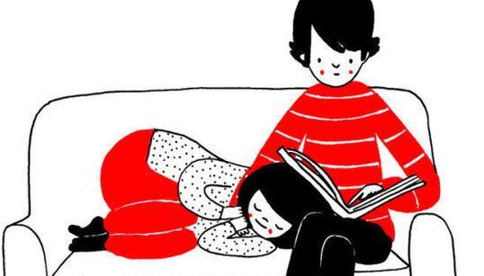 Estas ilustraciones recuerdan que el amor está en las pequeñas