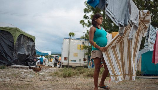 Un mes después del terremoto de Ecuador, el drama continúa