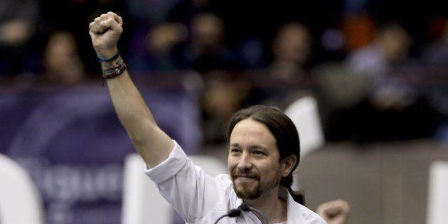 Nochebuena con Podemos: los tuits sobre la formación de Pablo Iglesias tras los debates