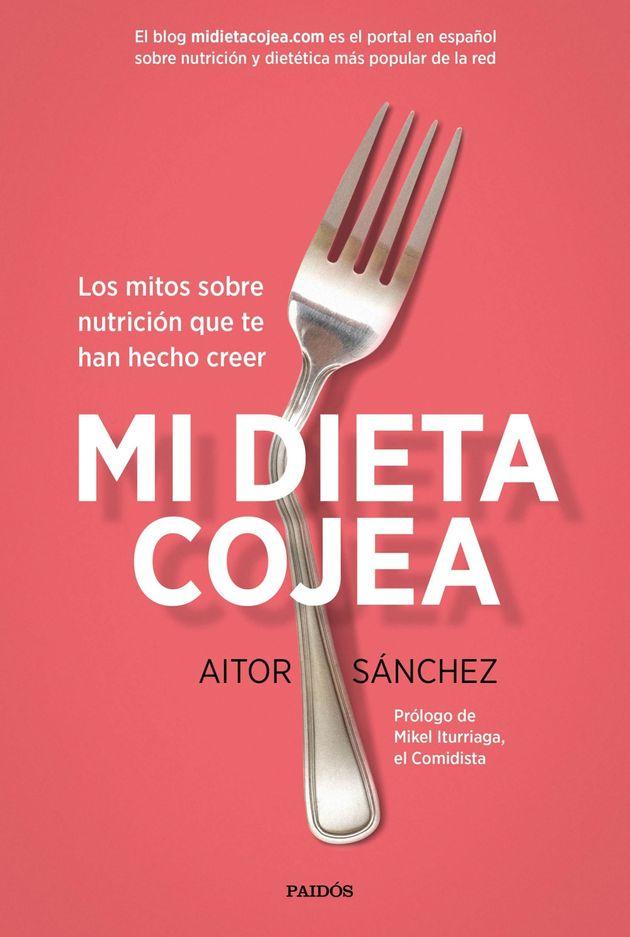 Aitor Sánchez, autor de 'Mi dieta cojea':