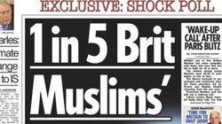 #1in5Muslims, la respuesta de Twitter a la portada de 'The