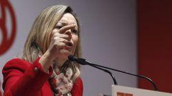 Quiere ser la candidata del PSOE a la Comunidad de